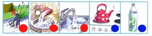 ...И про воду - Плешаков 2 класс 1 часть. Рабочая тетрадь
