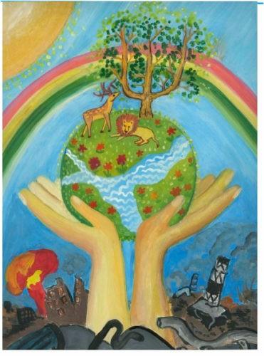Почему мы часто слышим слово «экология»? - Плешаков 1 класс 2 часть. Рабочая тетрадь