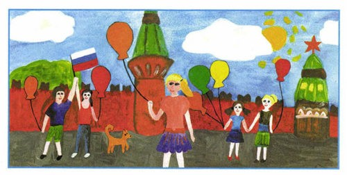 Что мы знаем о Москве? - Плешаков 1 класс 1 часть. Рабочая тетрадь