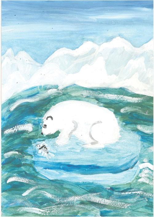 Зона арктических пустынь - Плешаков 4 класс 1 часть. Рабочая тетрадь