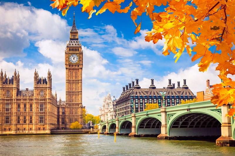 Путешествие по Франции и Великобритании