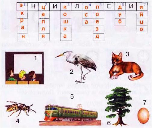 §11. Родители, учителя и книги - Вахрушев 1 класс. Рабочая тетрадь