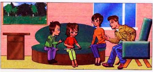 § 13. Учимся быть самостоятельными - Вахрушев 1 класс. Рабочая тетрадь