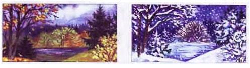Дневник наблюдений: Зимняя экскурсия - Вахрушев 1 класс. Рабочая тетрадь