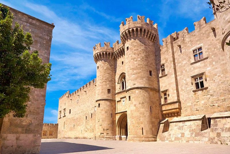 Средние века: время рыцарей и замков