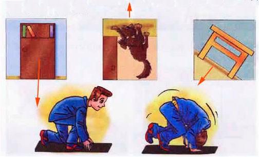 § 5. Учимся определять верх и низ - Вахрушев 1 класс. Рабочая тетрадь