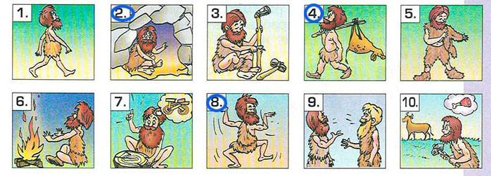 Тема 10. Первобытный мир - первые шаги человечества