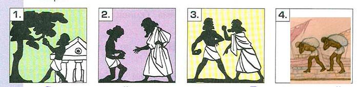 Тема 11. Древний мир - рождение первых цивилизаций - Харитонова 4 класс 2 часть. Рабочая тетрадь