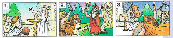 Тема 12. Эпоха Средних веков - между древностью и новым миром